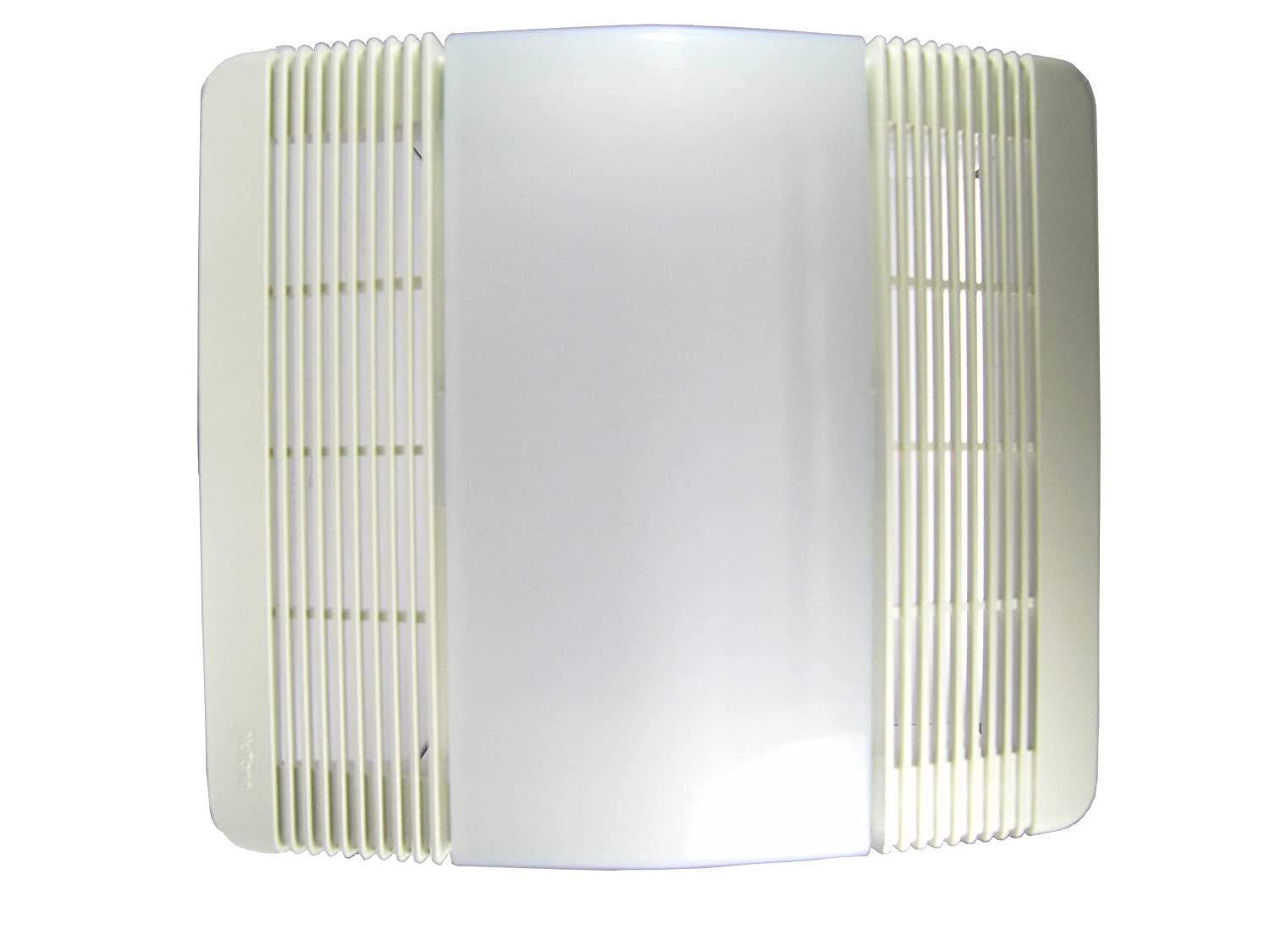 NuTone Heater And Ventilation Fan Lens With Grille Assembly - Replace bathroom exhaust fan with light