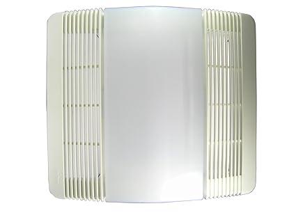 NuTone 85315000 calentador y ventilador de ventilación lente con rejilla Asamblea