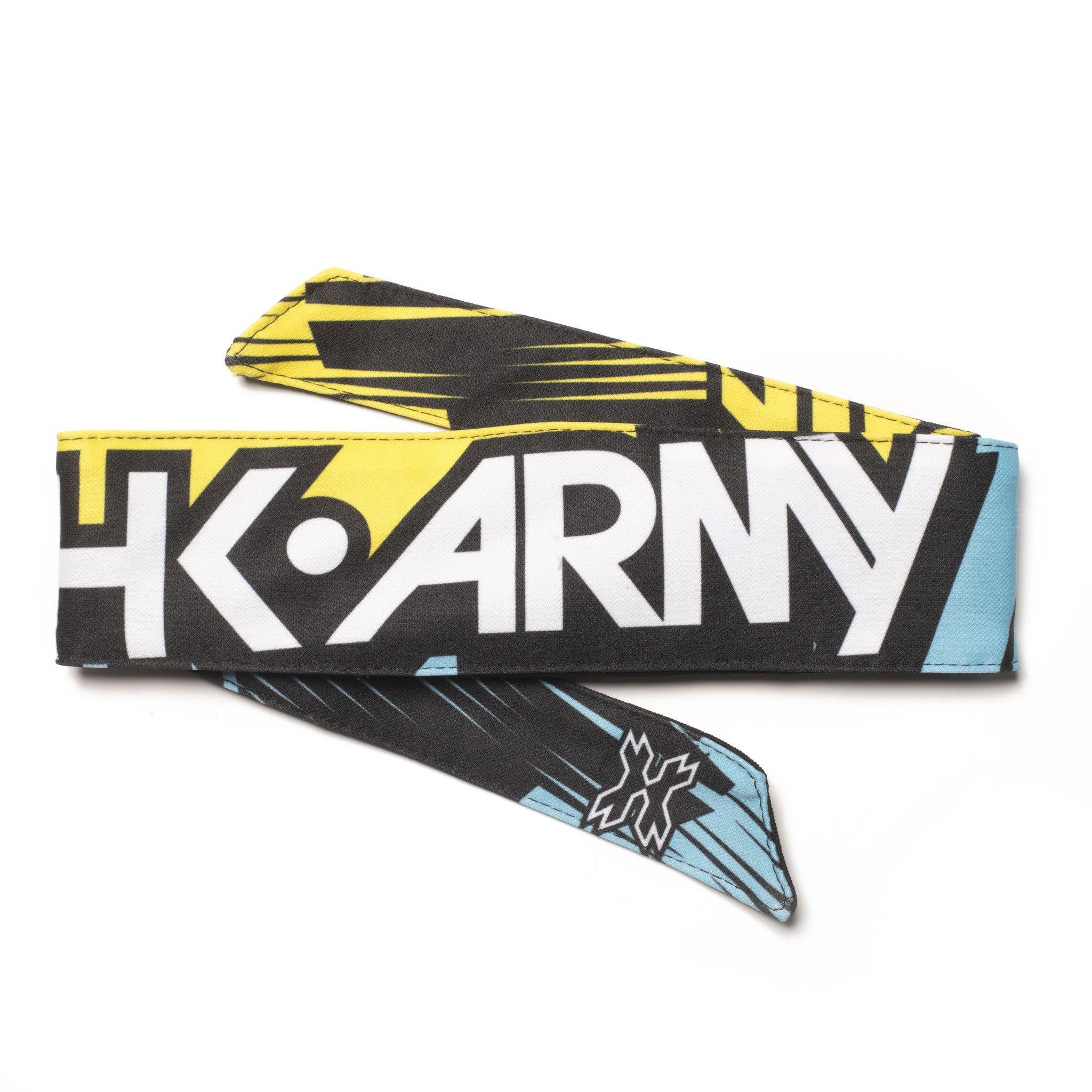 HK Army Headbands (Apex Yellow) by HK Army