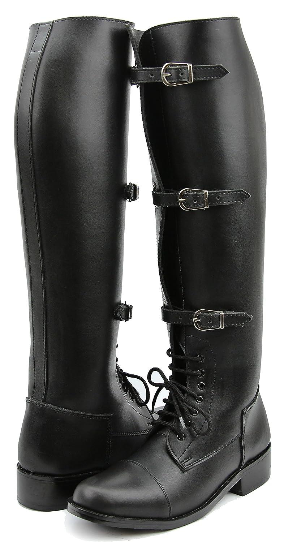 HisparメンズMan StallionフィールドHorse Riding ブラック BootsスタイリッシュなファッションEquestrian B01H4D2FH6 Parent HisparメンズMan ブラック 7 B01H4D2FH6 Slim Calf, シコタングン:5ba19e3a --- krianta.ru
