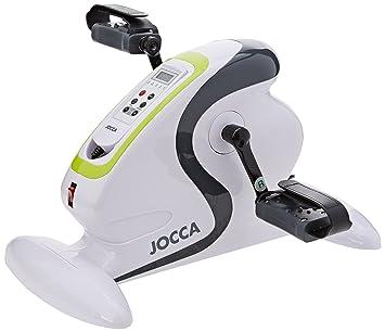 Jocca 6029 - Pedaleador eléctrico, color blanco: Amazon.es: Salud y cuidado personal