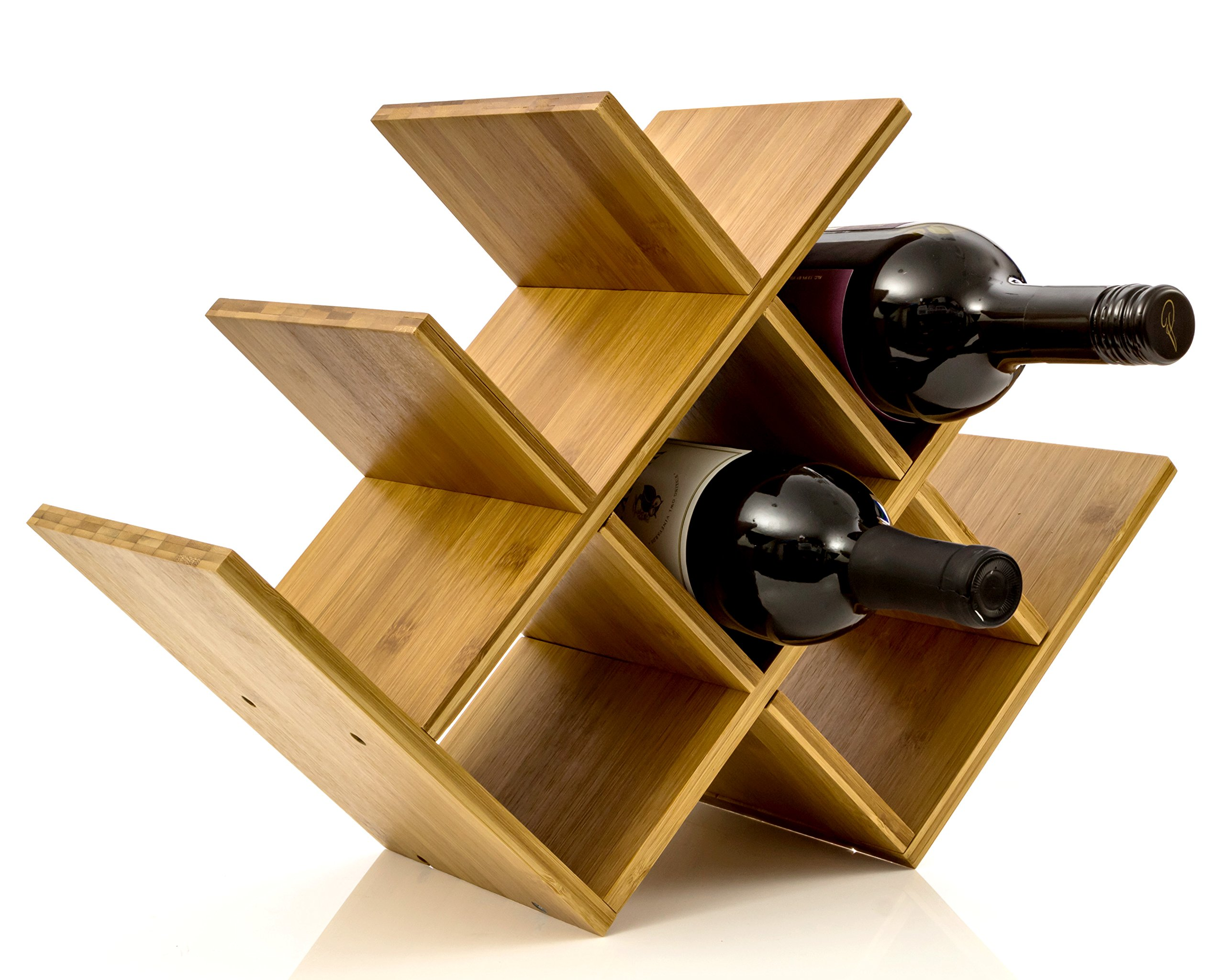 metal table rack pin for holds wood wine countertop kitchen and