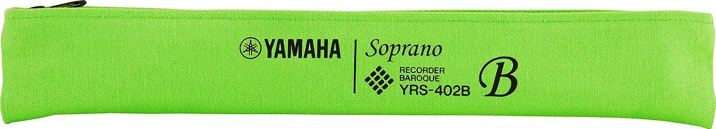 Yamaha YRS402B Plant-based Soprano Descant Recorder YRS-402B