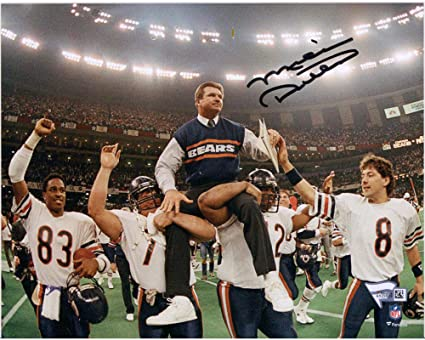 0f77cf62 Image Unavailable. Image not available for. Color: Mike Ditka Chicago ...