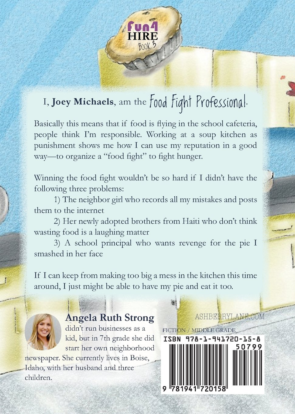 Amazon.com: The Food Fight Professional (9781941720158): Angela Ruth ...