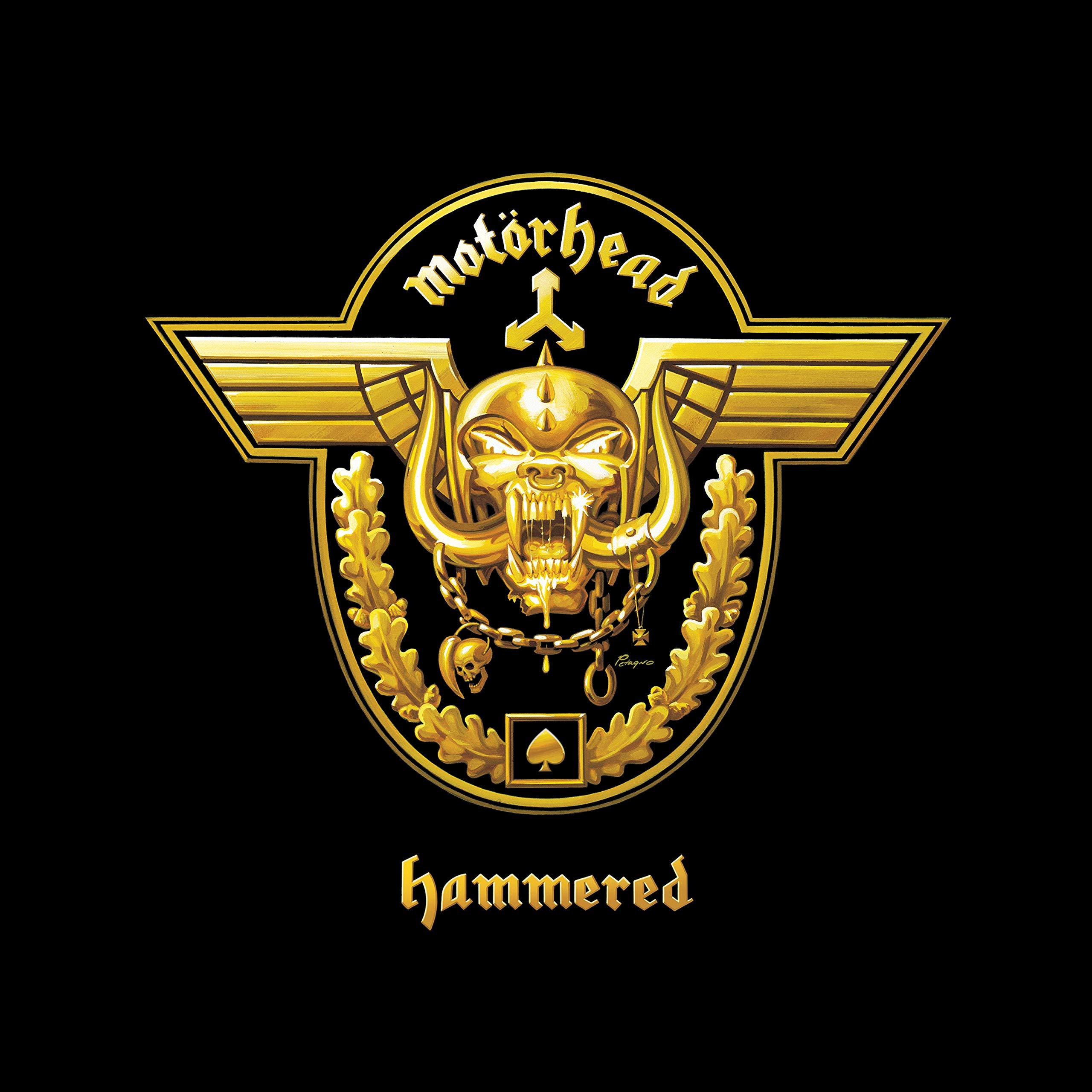 Vinilo : Motorhead - Hammered (LP Vinyl)