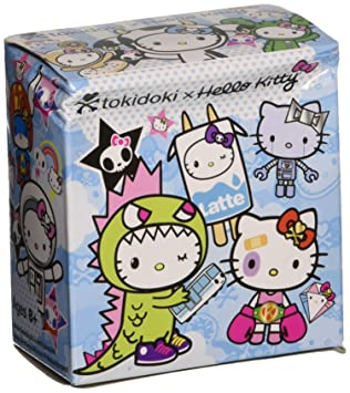 7e3c3b980 Image Unavailable. Image not available for. Colour: Hello Kitty x Tokidoki  Blind Box ...
