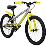 "Diamondback Bicycles Jr Venom Bike, 20"" Wheels, Gloss Silver"