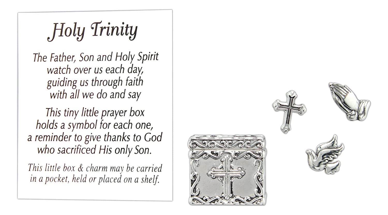 Amazon Ganz 075 Holy Trinity Inspirational Prayer Box