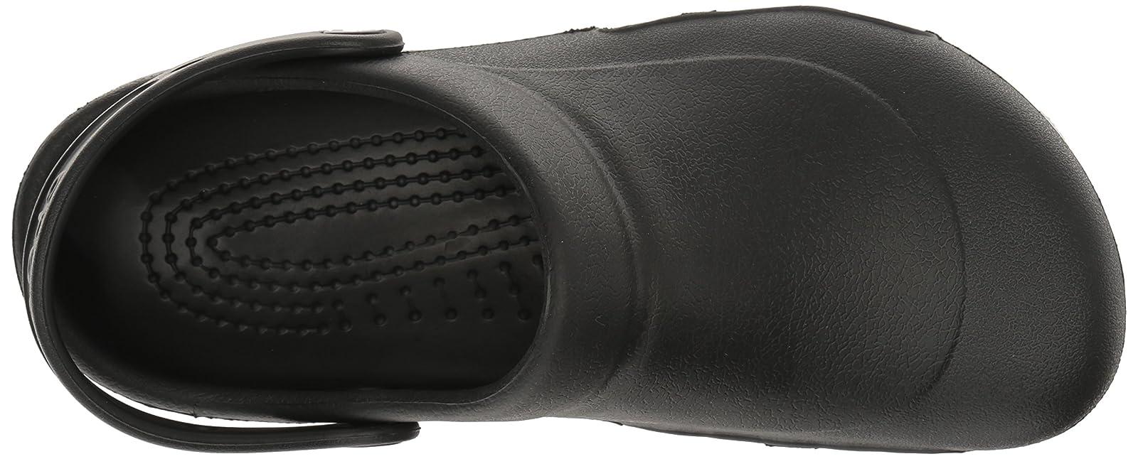 Crocs Unisex Specialist Vent Clog Black 11 10074M Black - 12