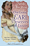 One Good Earl Deserves A Lover: Number 2 in series (The Rules of Scoundrels series)