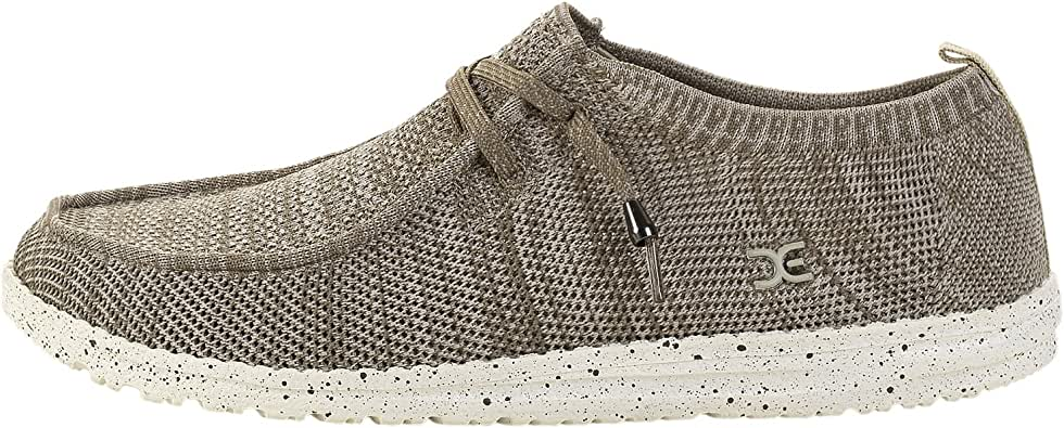 Hey Dude Mens Wally Knit Loafers