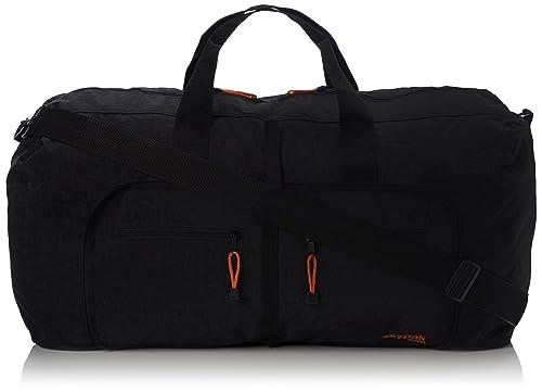 Skypak 90L Folding Travel Bag - Black