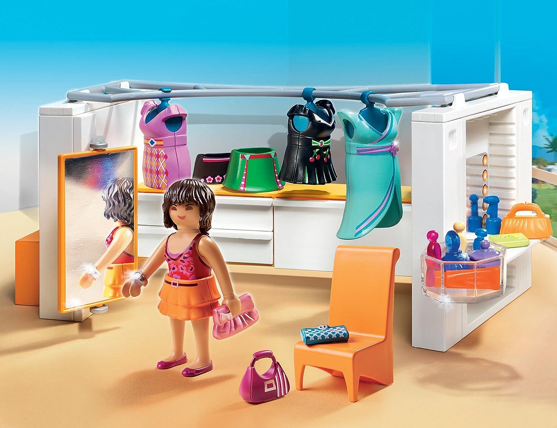 """Amazon Co Jp ×レイモービル Playmobil Playmobil Modern Dressing Room Set 5576 ĸ¦è¡Œè¼¸å…¥å"""" Toys"""