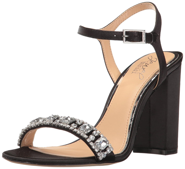 ddde5dca7d0 Jewel Badgley Mischka Women s Hendricks Heeled Sandal  Buy Online at Low  Prices in India - Amazon.in