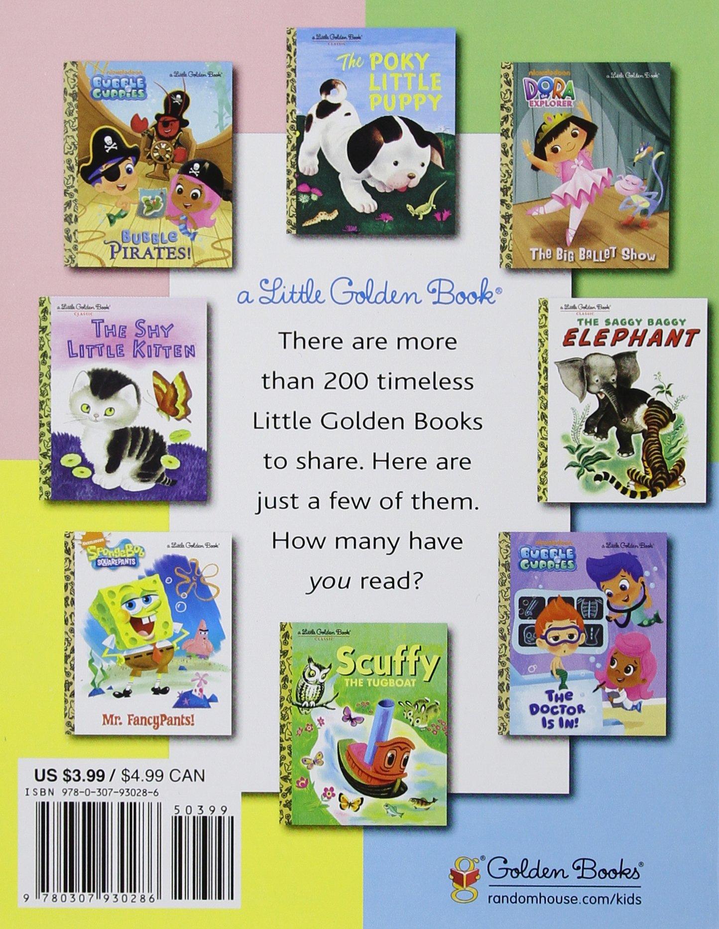 it u0027s time for bubble puppy bubble guppies little golden book