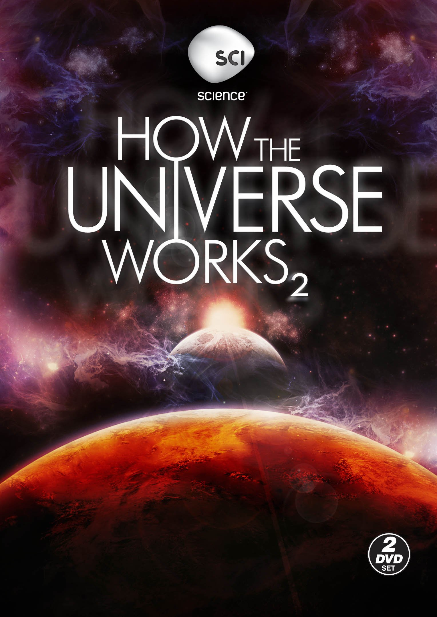 How the Universe Works: Season 2 by Discovery Channel