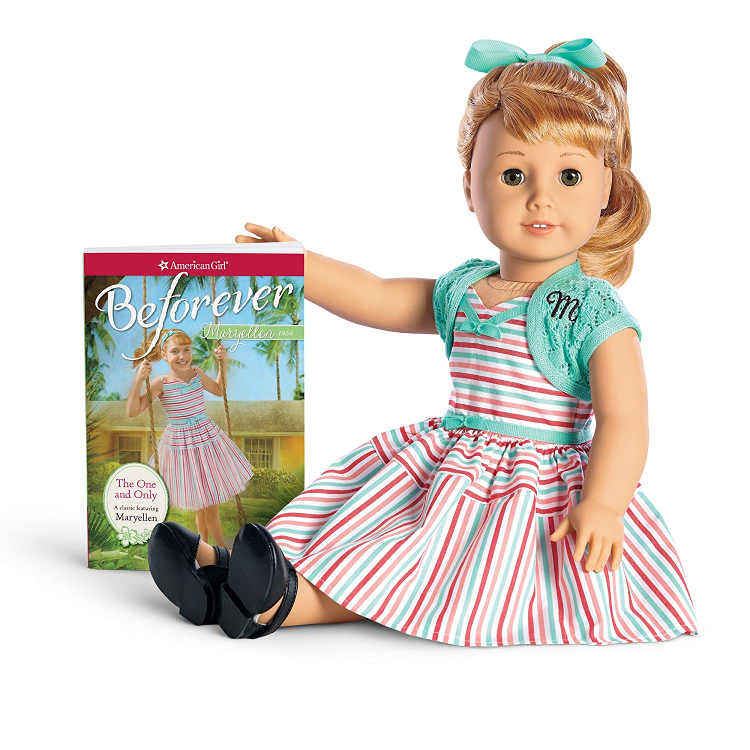 amazoncom american girl maryellen doll and book toys games - Ameeican Girl Doll