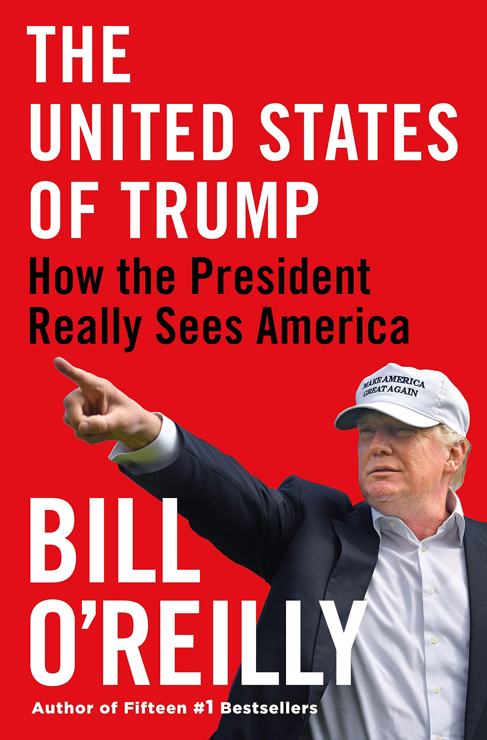 The United States of Trump: How the President Really Sees America by Henry Holt and Co.