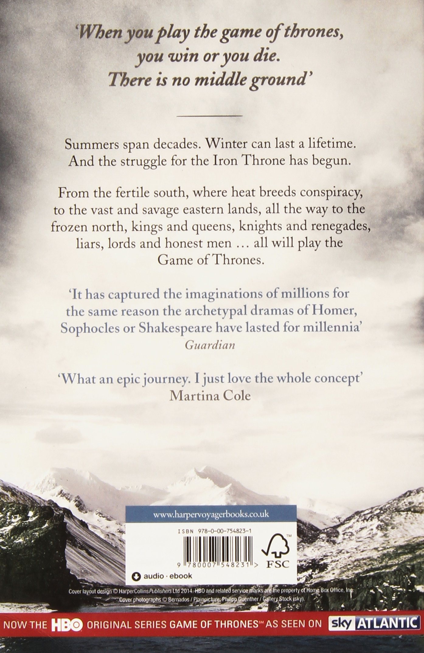 A Game of Thrones (A Song of Ice and Fire, Book 1): Amazon