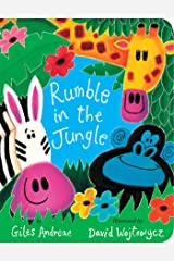 Rumble in the Jungle Board book
