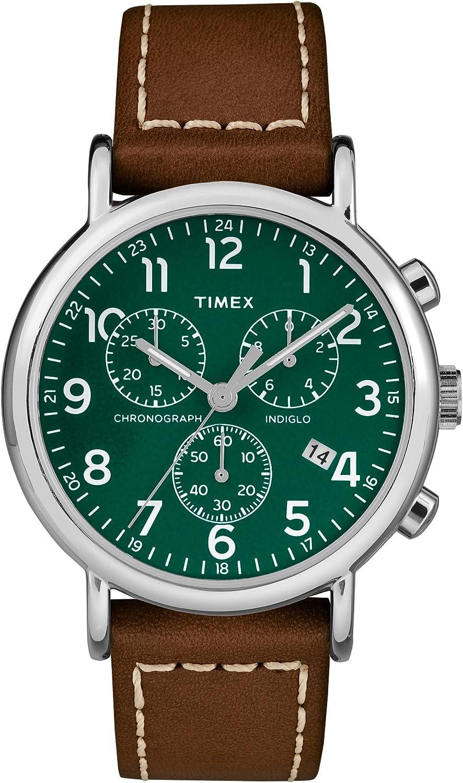 Timex Reloj para Unisex Adulto de Cuarzo TW2P624009J