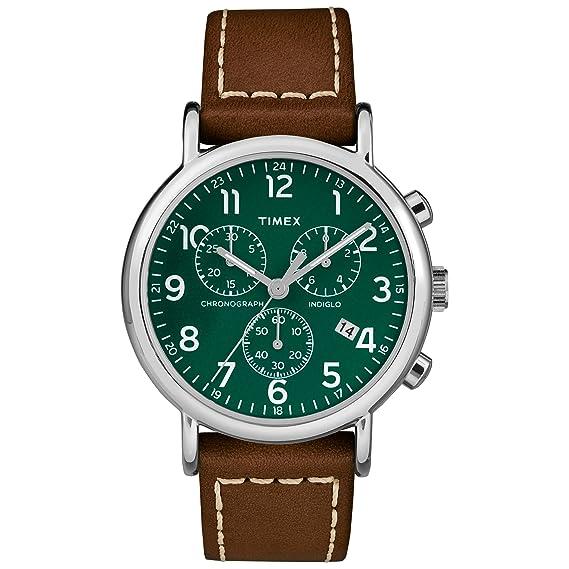 df37d61a8230 Timex TW2T29100 - Reloj de pulsera para hombre