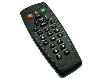 Proyector mando a distancia para Optoma EW330 EX330: Amazon.es ...