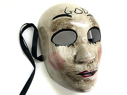 Anarchy película horror de la máscara de purga dios asesino Halloween Costume Party