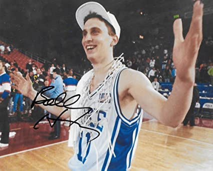 bobby hurley duke blue devils signed autographed basketball 8x10 photo a coa and the proof photo of the bobby signing will be included at amazon s sports collectibles store bobby hurley duke blue devils signed autographed basketball 8x10 photo a coa and the proof photo of the bobby signing will be included
