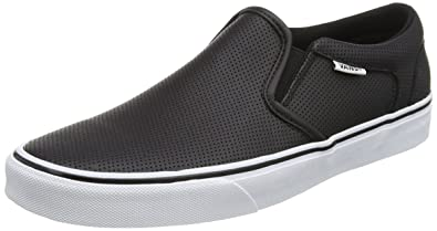 black vans mens uk