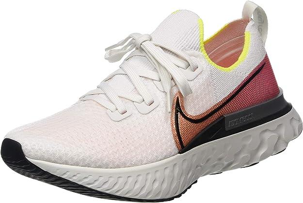 NIKE React Infinity Run Flyknit, Zapatillas para Correr Hombre: Amazon.es: Zapatos y complementos