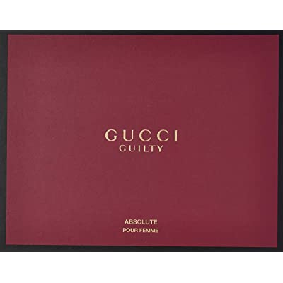 Buy Gucci Guilty Absolute for Women 3 Piece Set (3.0 Ounce Eau De