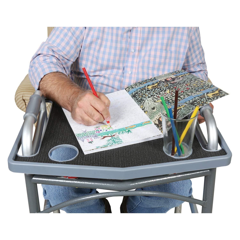 Amazon.com: Soporte Plus Walker bandeja de mesa accesorio ...