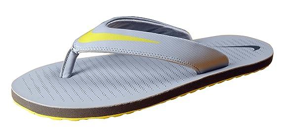 8c7f366cd Nike Men's Chroma Thong 5 Grey Flip Flops Men's Flip-Flops & Slippers