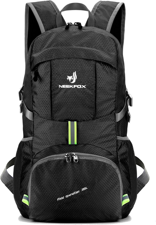NEEKFOX Mochila Ligera y compacta para Viaje, Excursionismo o Uso ...