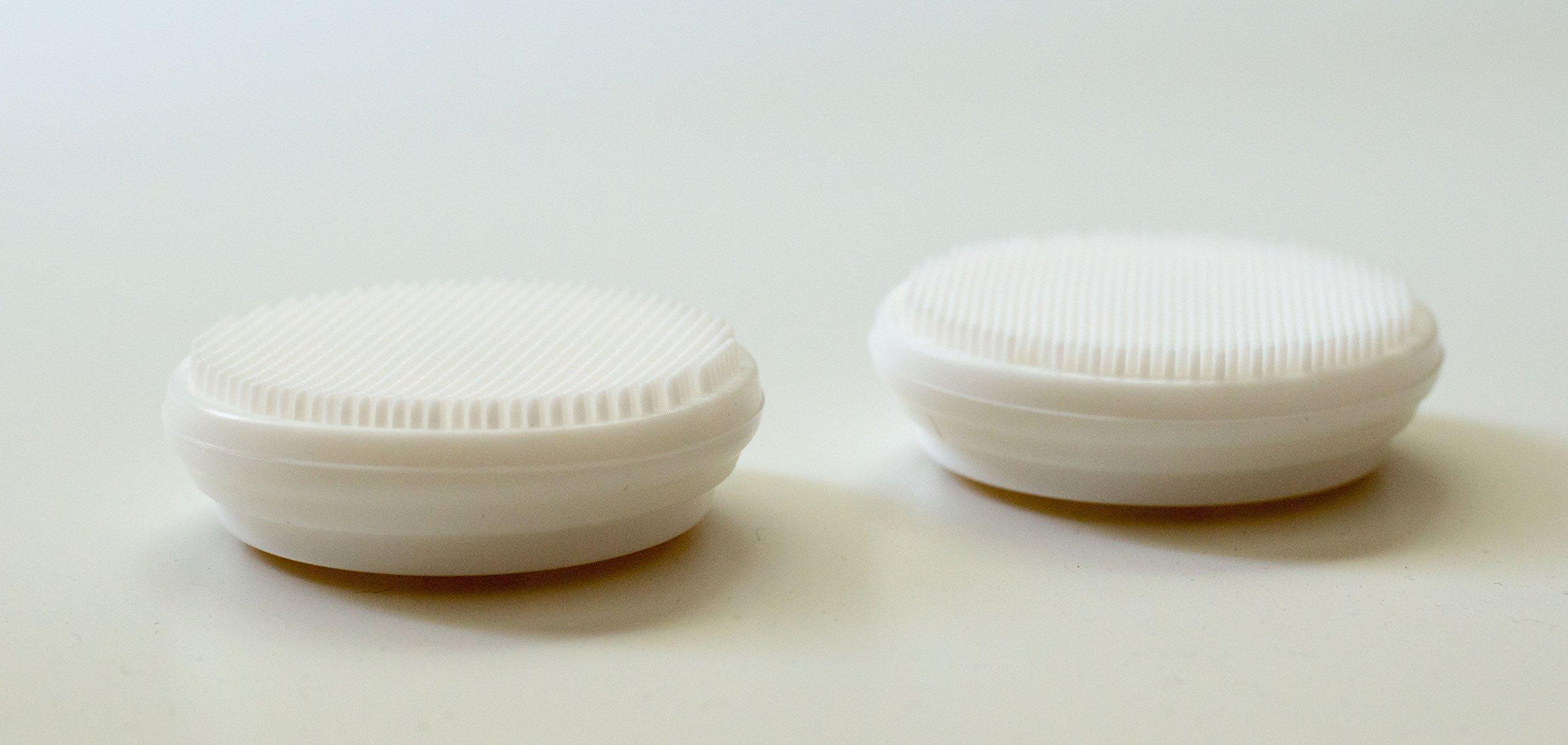 LAVO Giro Replacement Brush Heads (2pk)