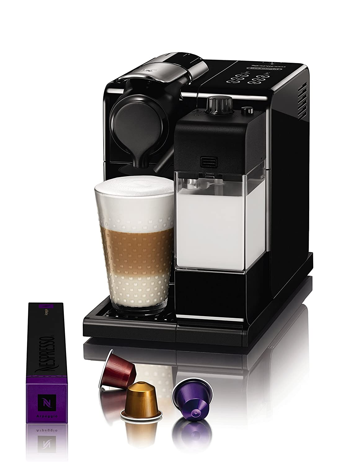 DeLonghi Nespresso Lattissima Touch Capsule Coffee Machine