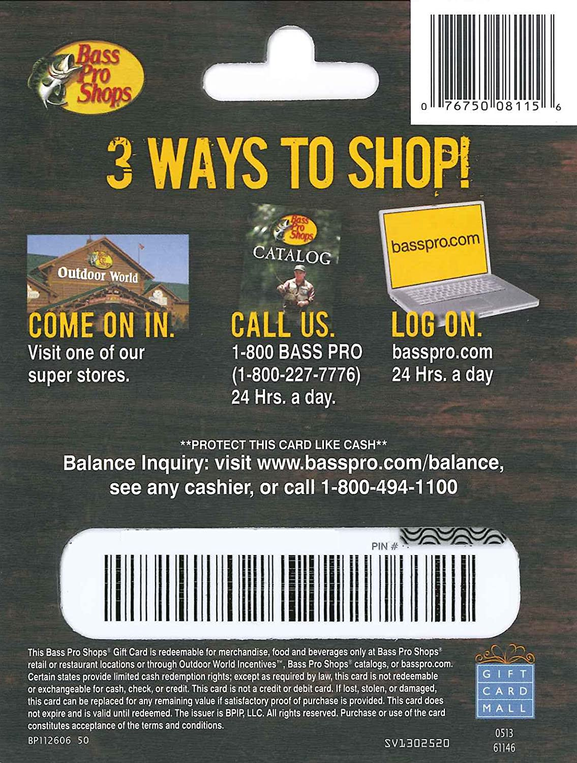 bass pro shop gift card balance check bass pro gift card balance lamoureph blog 1530