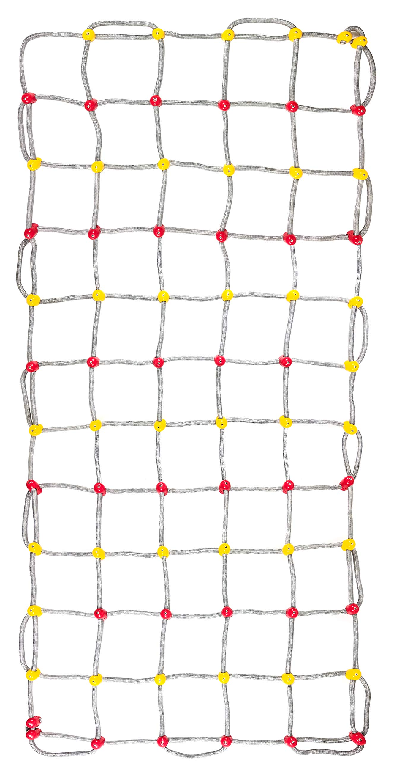 Aoneky 40'' x 86'' Climbing Cargo Net, Rope Climbing Toy for Kids Boys Ages 6 Year Old and up - 15mm Cord