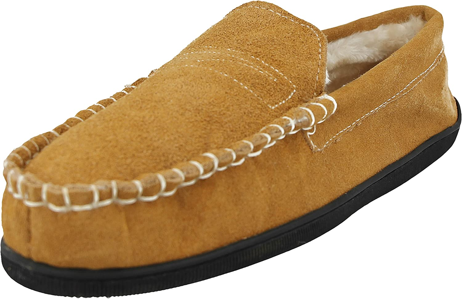 MENS DR KELLER WARM CASUAL SLIPPERS SHOES SLIP ON DRIVING WALKING WINTER SIZE