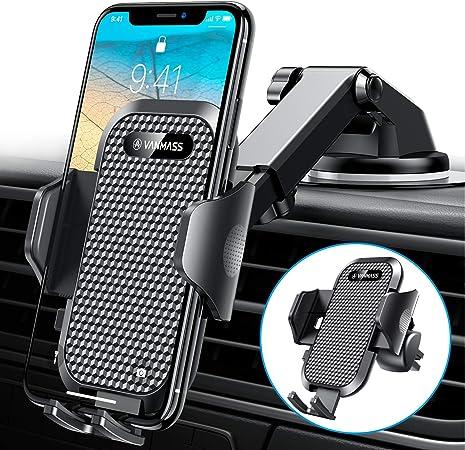 Vanmass Mobile Phone Holder Car Mobile Phone Holder For Elektronik