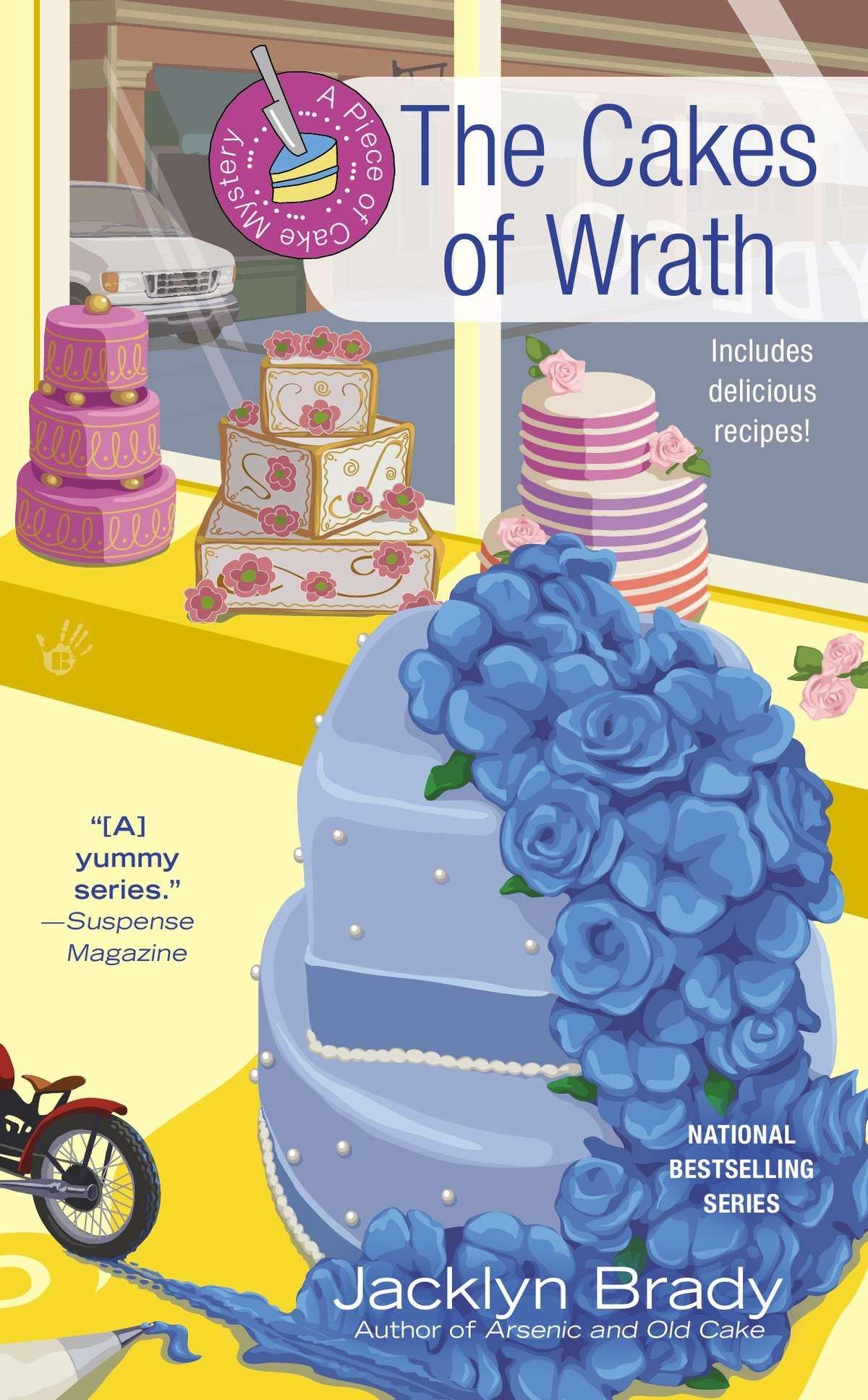 Prime The Cakes Of Wrath Piece Of Cake Mysteries Amazon Co Uk Funny Birthday Cards Online Elaedamsfinfo