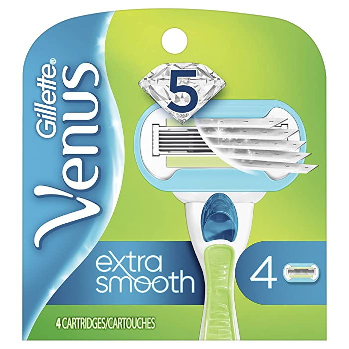 The Best Gillette Venus Extra Smooth Cartridges
