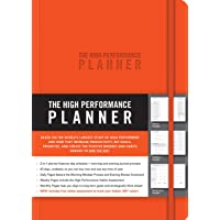 High Performance Planner Orange