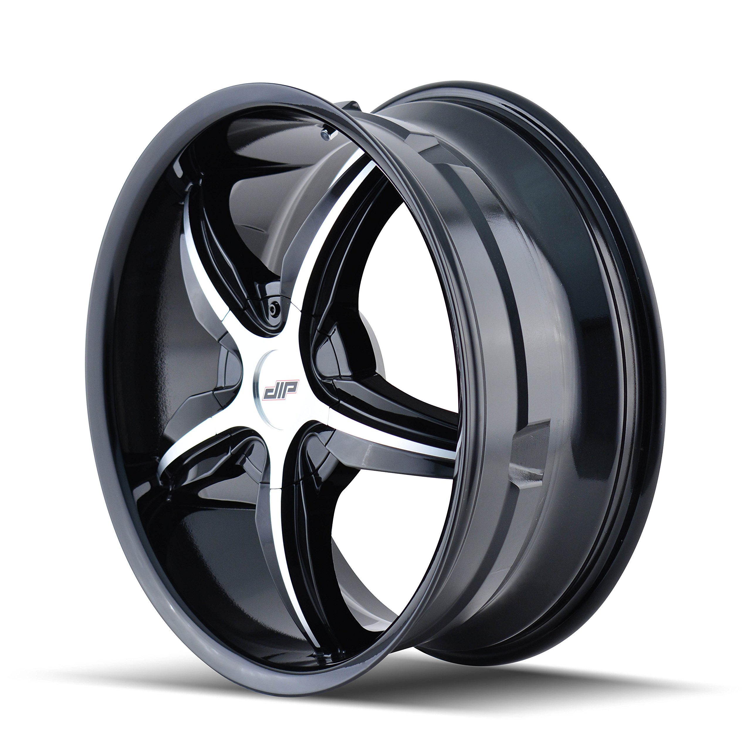 DIP Diplomat D35 Wheel with Painted Finish (18x7.5''/10x108mm) by DIP (Image #2)