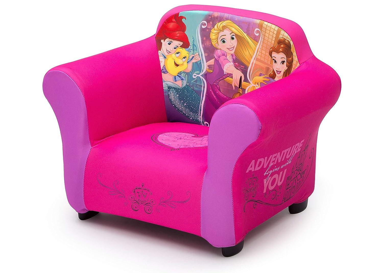 Amazon.com: Delta Children - Silla tapizada para niños con ...