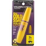 Maybelline Volum' Express the Colossal Washable Mascara, Glam Black 230, 9ml
