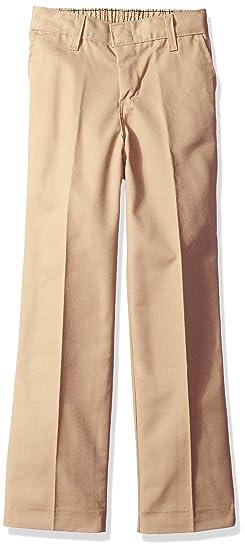 91933da7b Amazon.com: Dickies Boys' Classic Flat Front Pant (Little Boy, Big ...