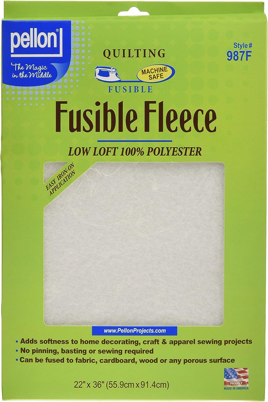 Pellon 22 x 36-inch Fusible Fleece by Pellon